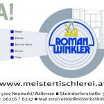 Roman Winkler Meistertischlerei